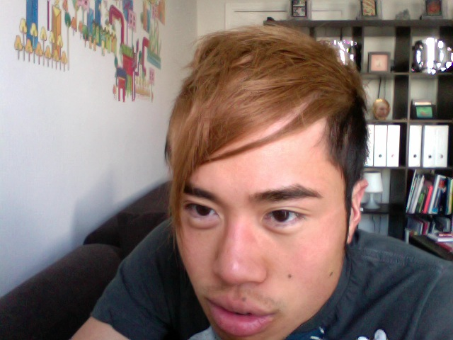 got my shit re-toned. it's a little lighter now and a lot less orange. if you want a good haircut for a decent price go see jessica at bella union! she re-toned my hair for free and refused any money i was trying to give her for her time.