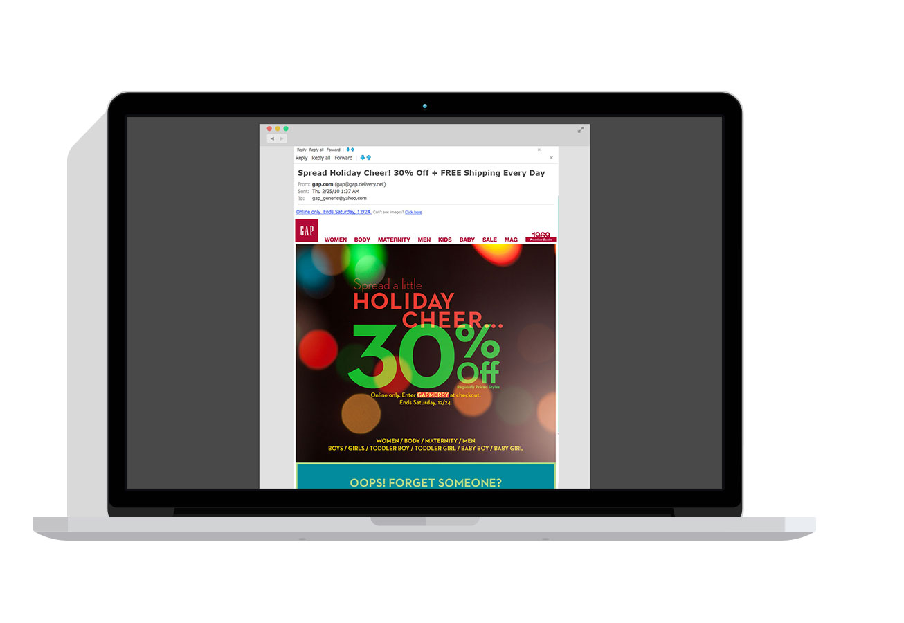 Holiday Cheer Promo -