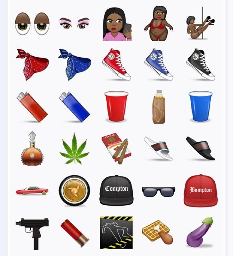 Text Gangsta