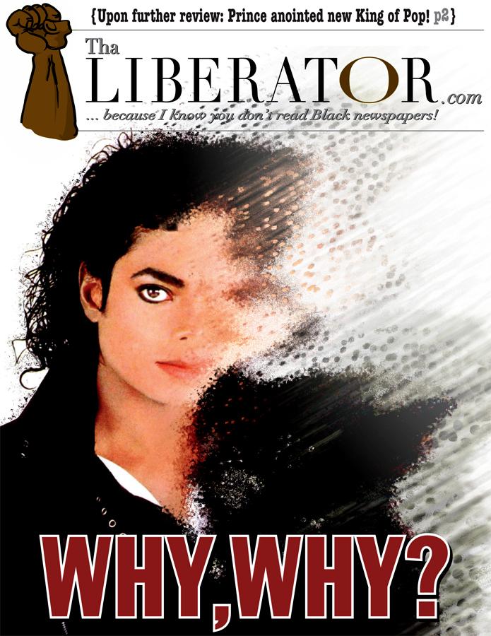 Michael Jackson thanos