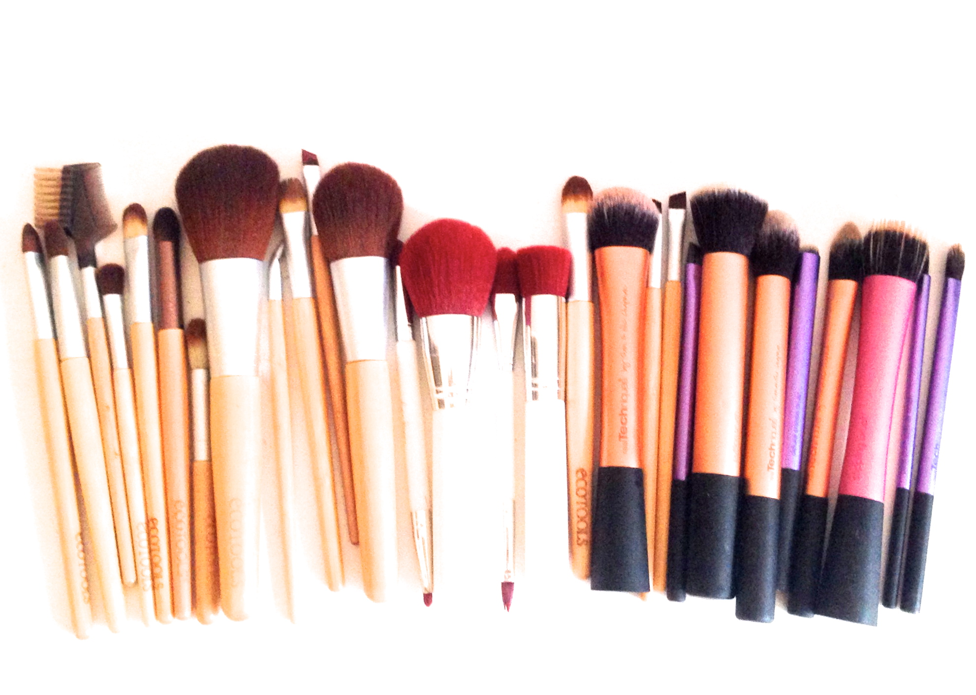 A few from my personal collection/brush kit..