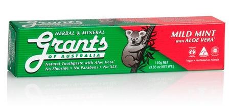 Grants Herbal & Mineral Toothpaste