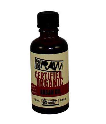 Every Bit Organic Raw Argan Oil