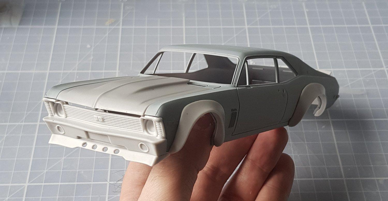 Resin Kits — C1 Models