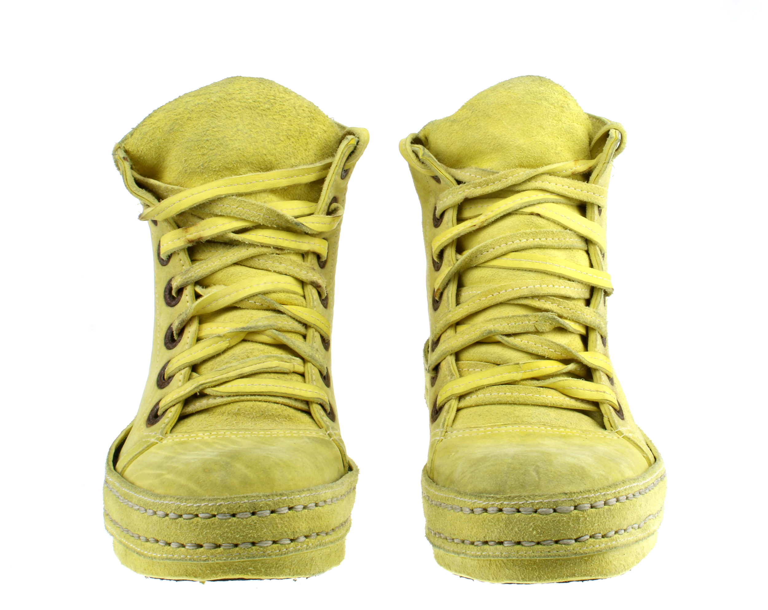 7 Hole Treated Yellow Suede Double Front.jpg