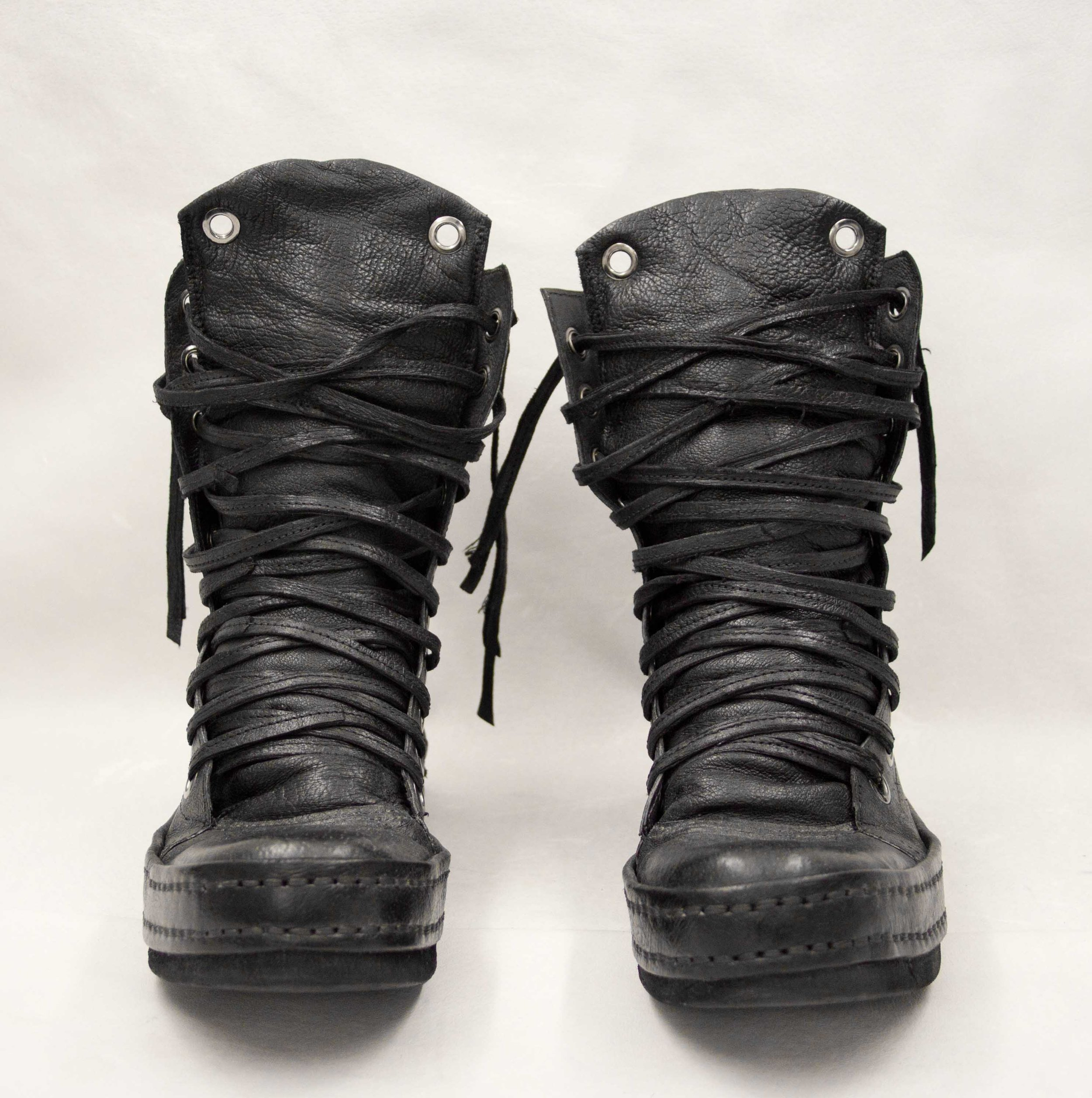 2012 10Hole Waxed Black
