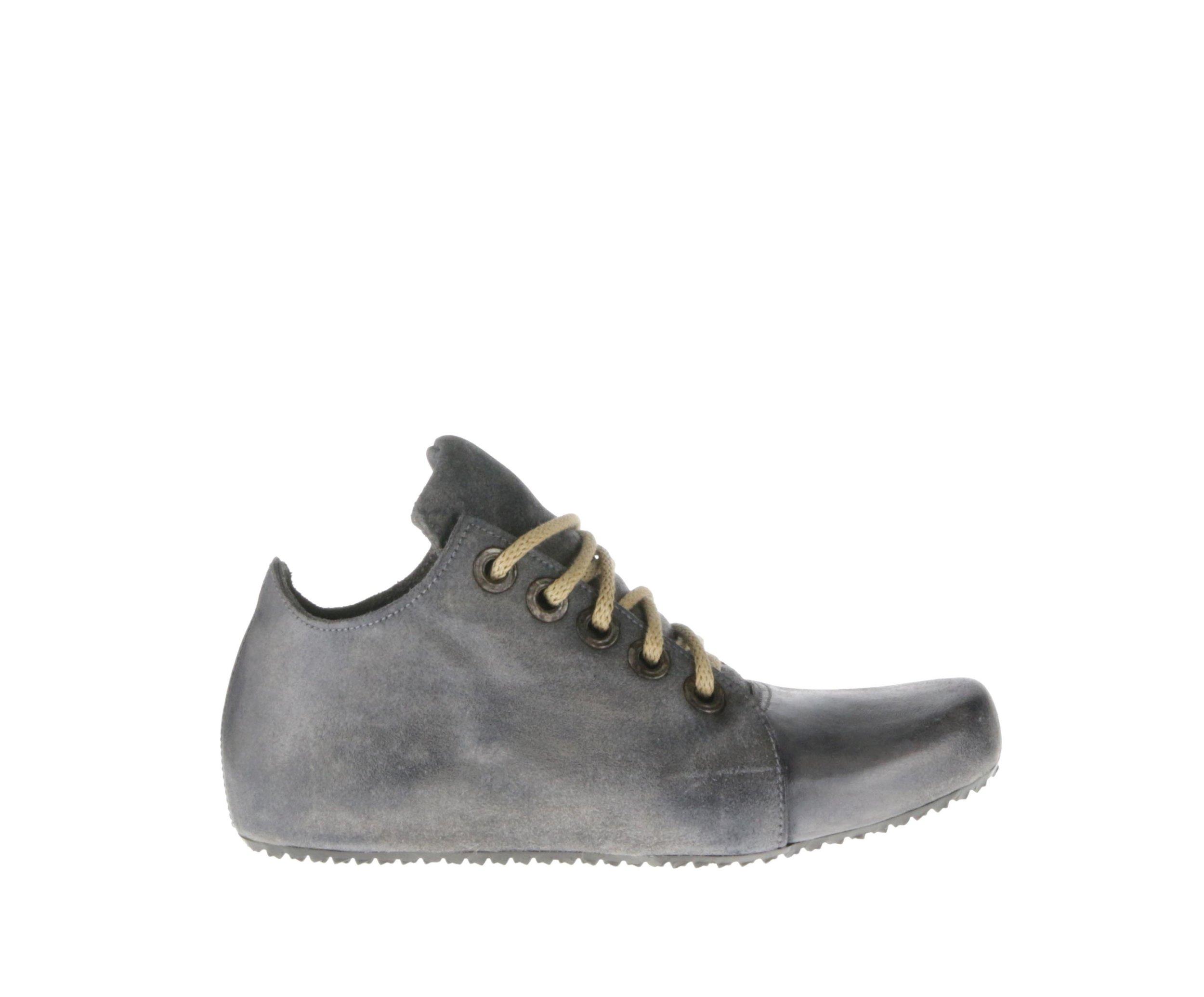 5Hole LW Grey Suede