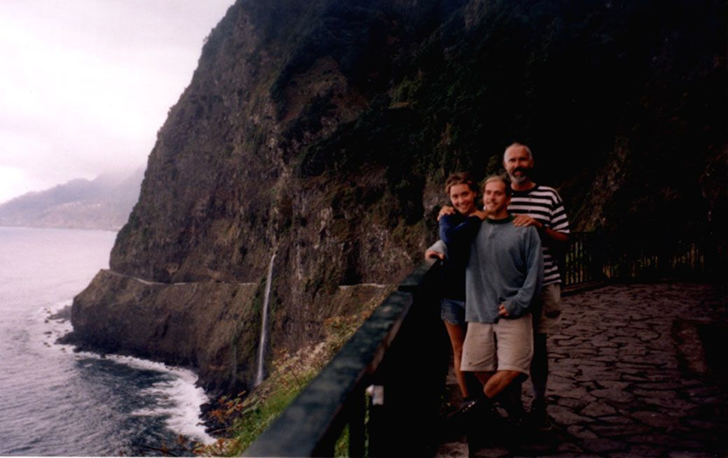 Tammy Norie crew, Azores