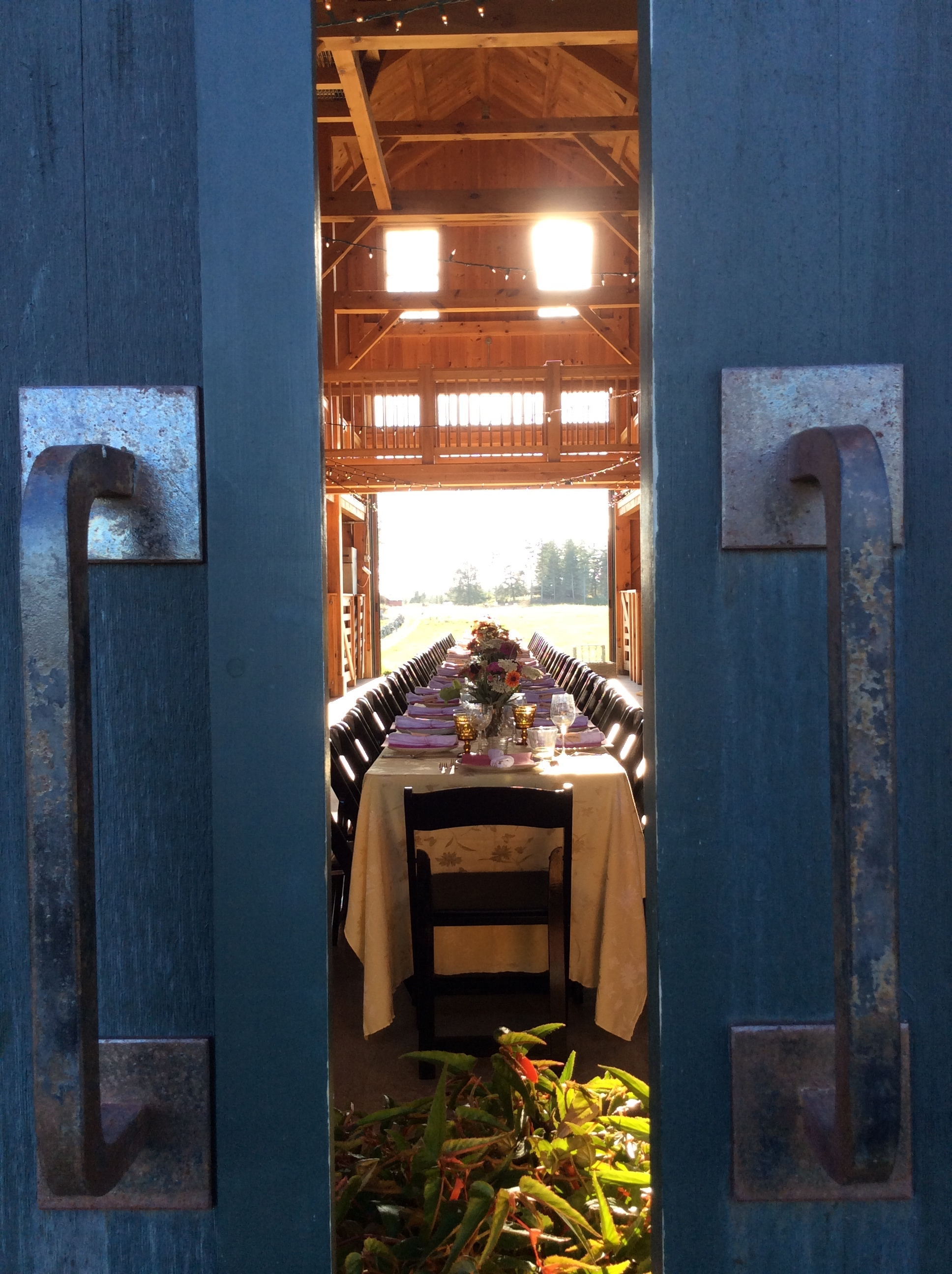 Nebo Lodge Barn Suppers