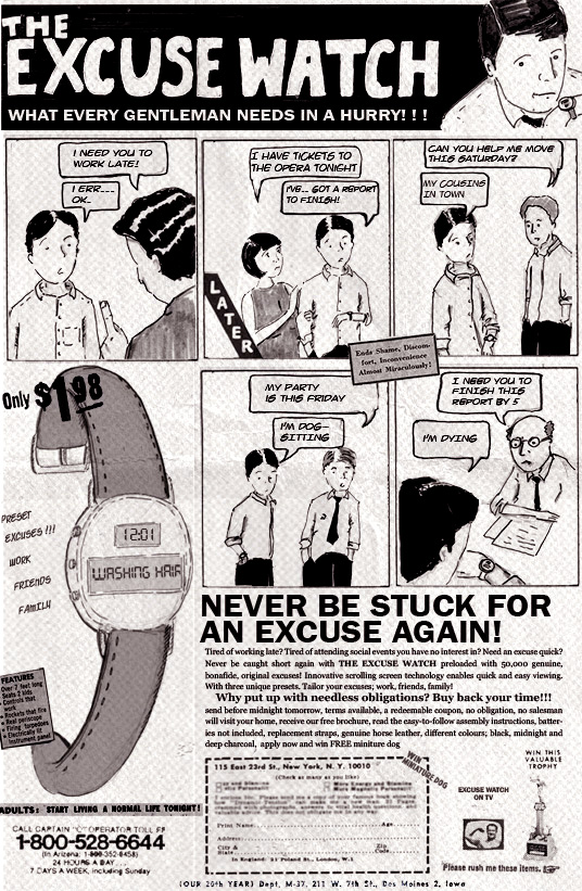 Day 111 - The Excuse Watch.jpg