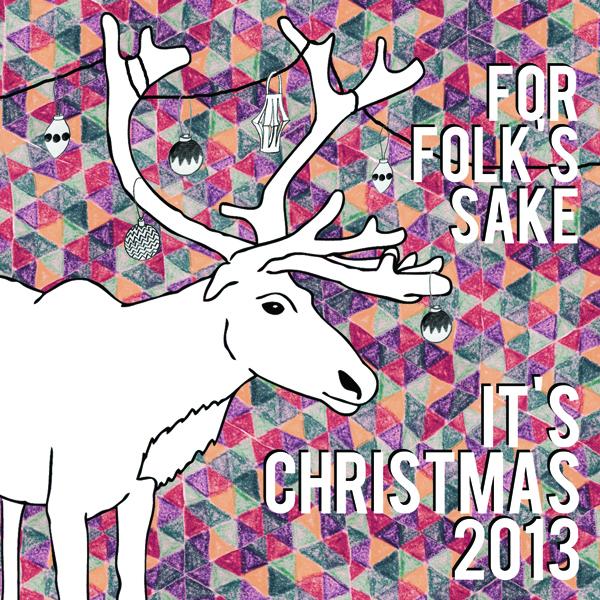 FFS it's Christmas 2013 reindeer