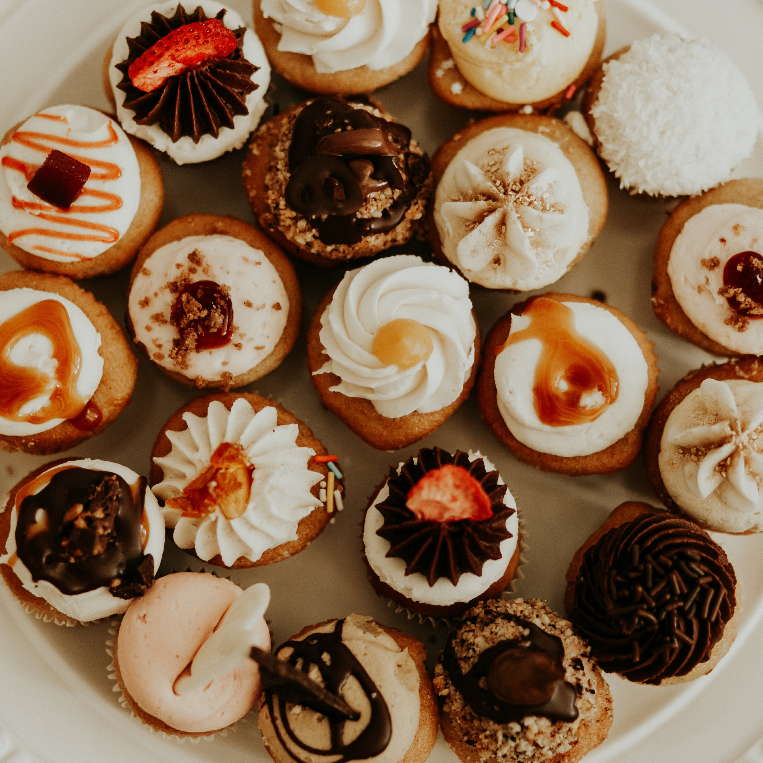 90'S CUPCAKE COLLECTION -
