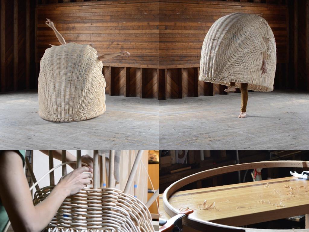 Basket Experiment #1, 2014