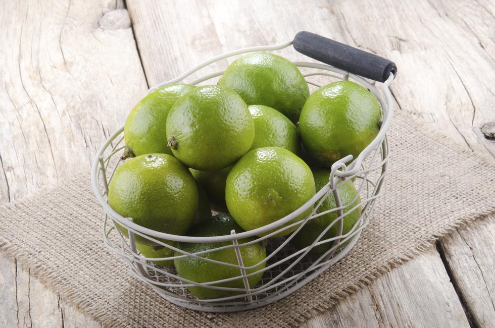 Fresh Limes for a mojito