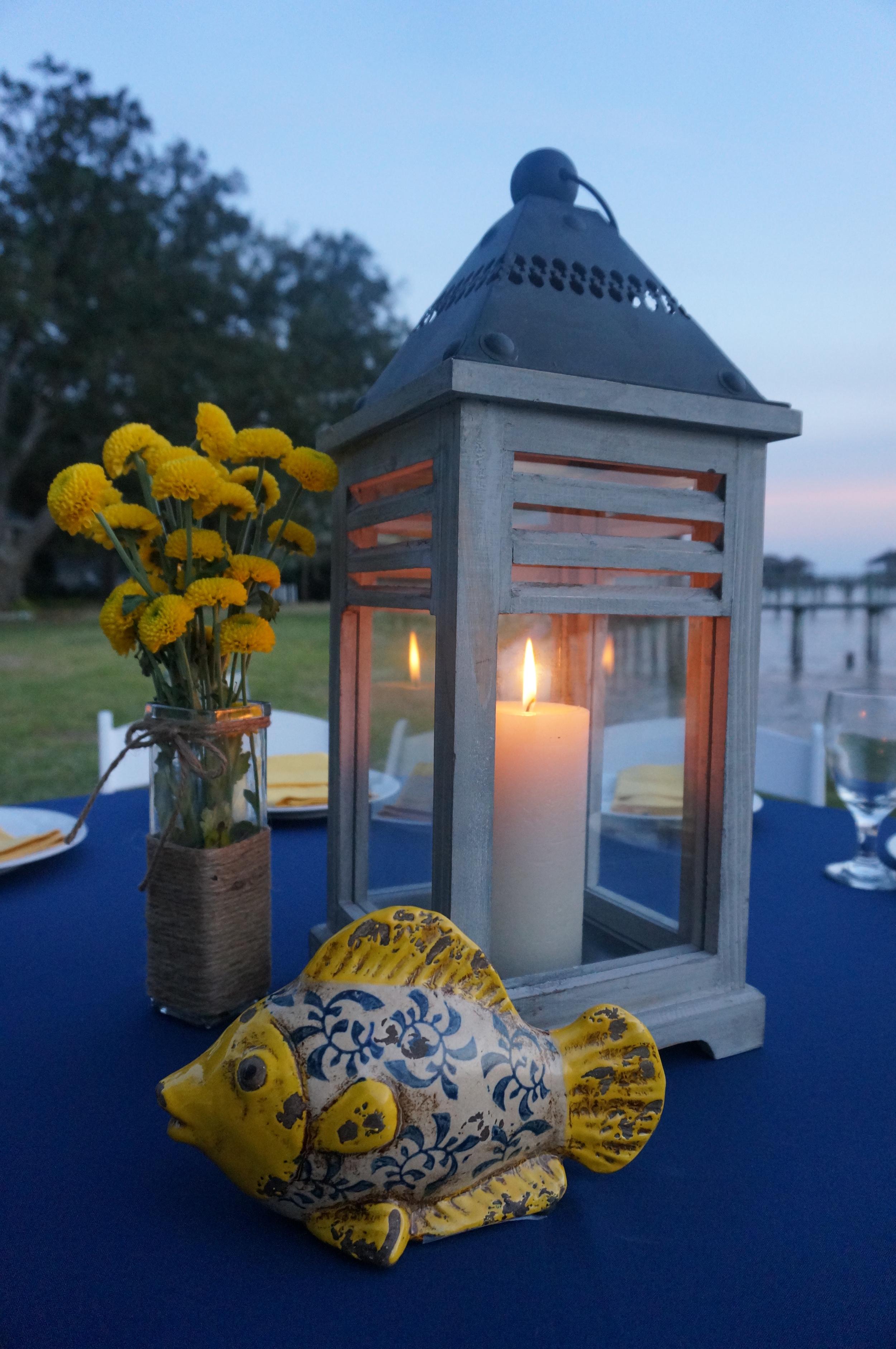 table top lanterns