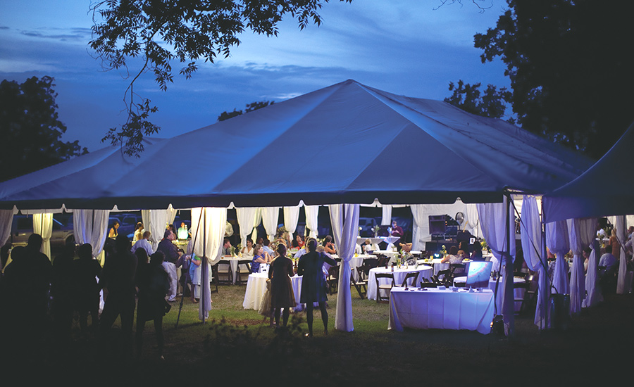 Tent Rental Mobile Al