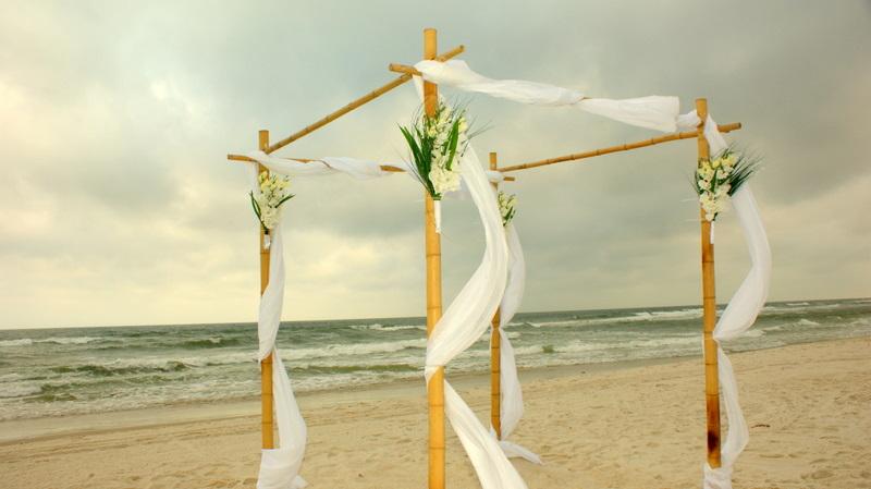 Wedding Arch Rental Pensacola Beach