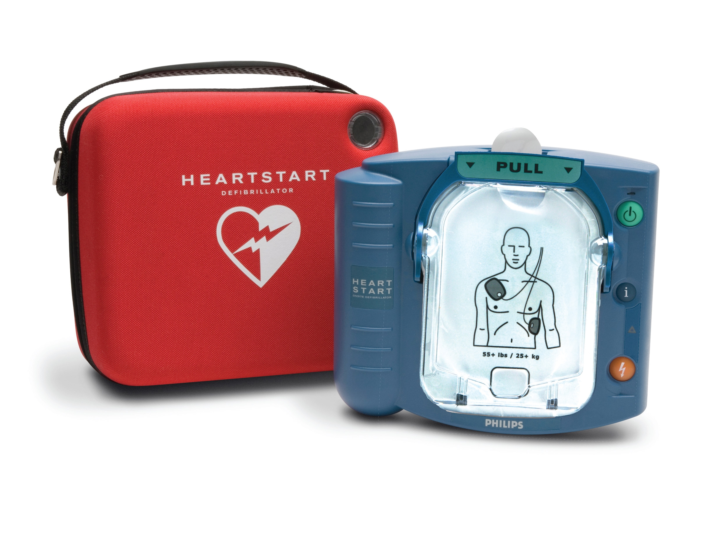 OnSite AED and Case