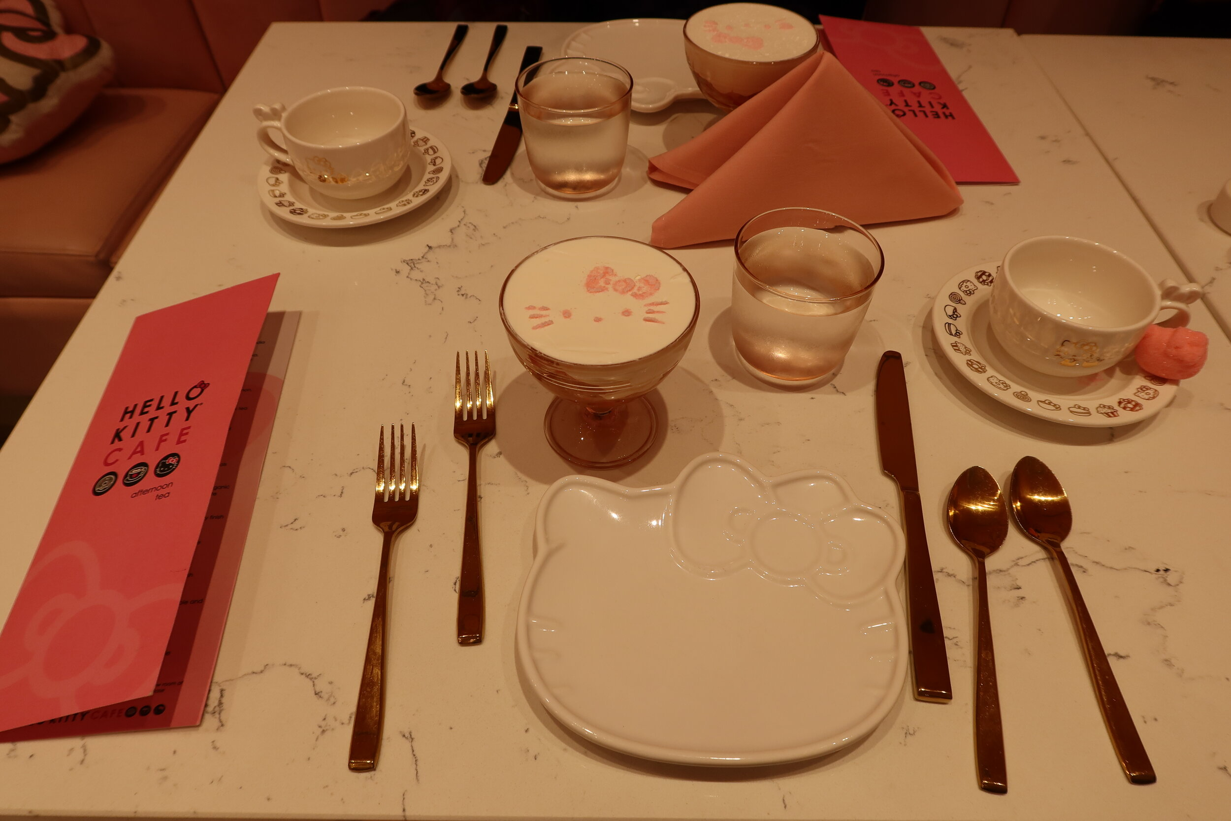 Place Setting - It's so adorable!