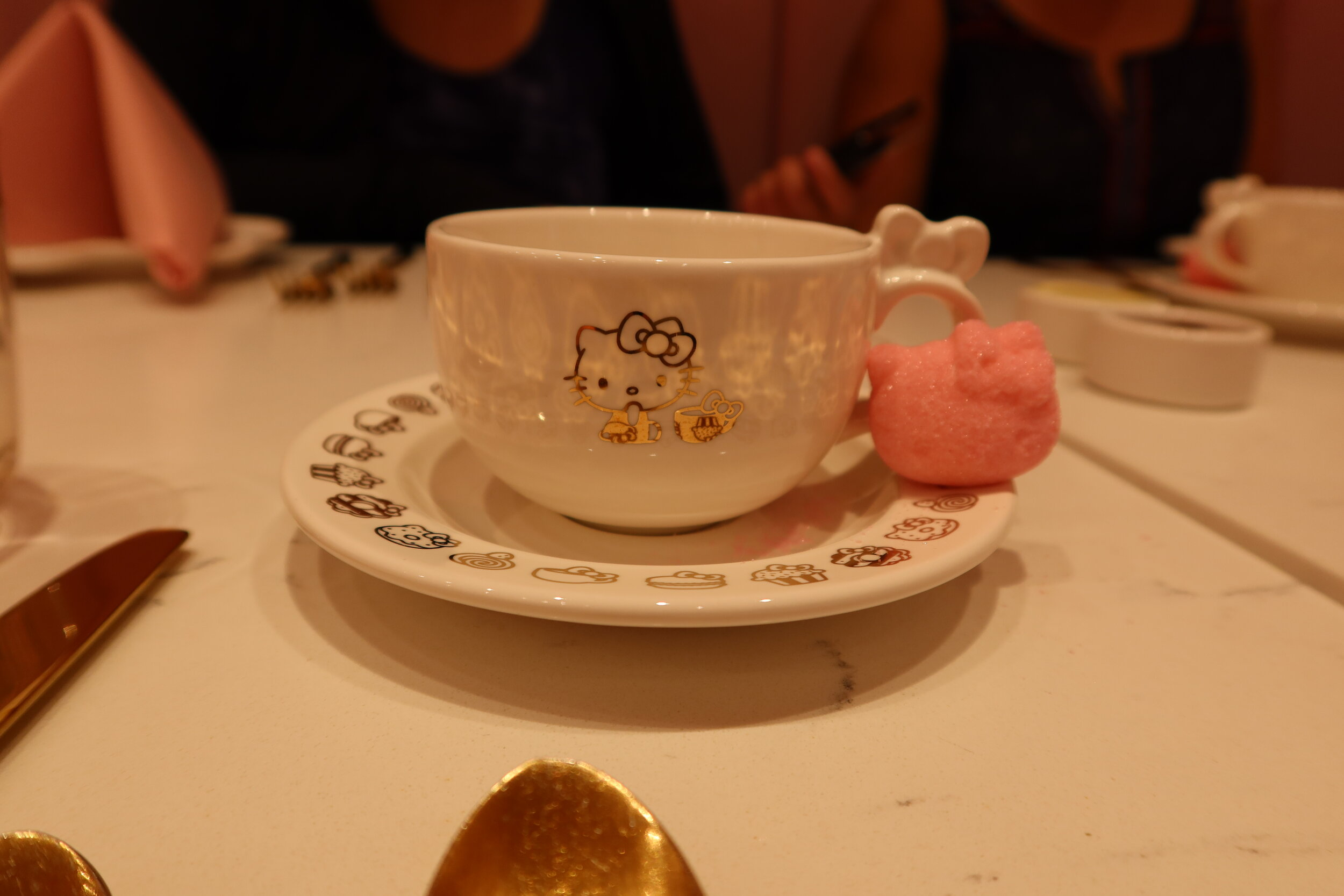 Tea Cup - I want one! Tea Cup & Sugar Cup