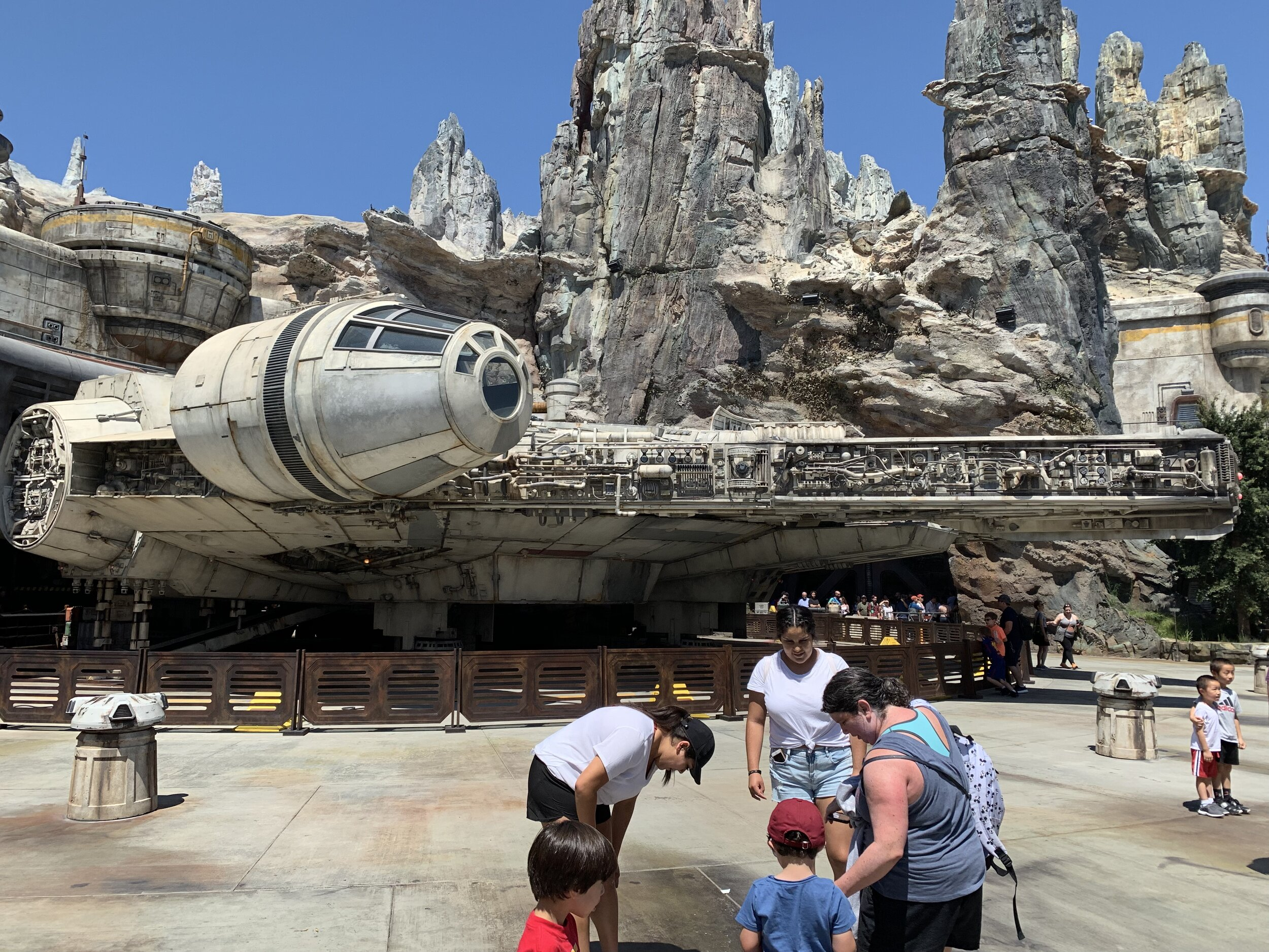Galaxy's Edge - Millenium Falcon
