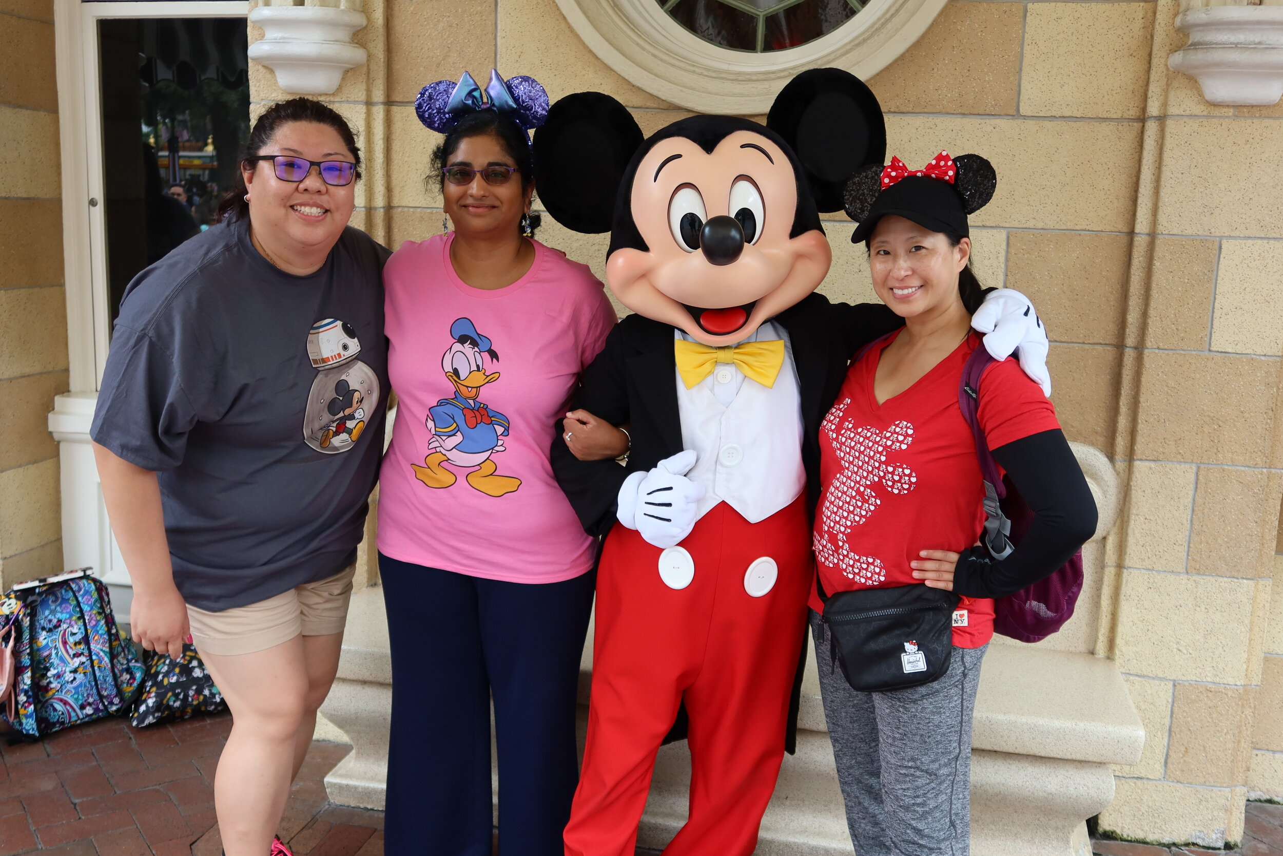 Mickey Mouse - We started off our D23 week with going to see the Mouse in Charge. In retrospect, definitely do D23 first before the Disney Parks!