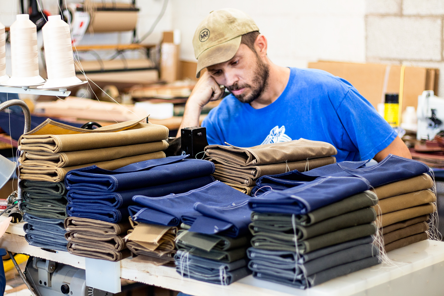 we have made more aprons and tool rolls in the third quarter of 2016 than ever!