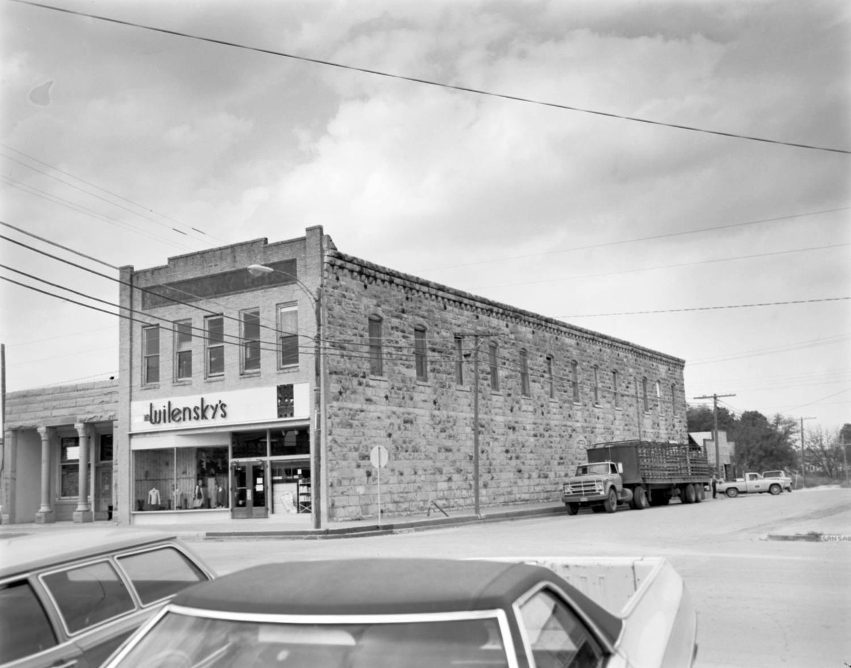 Wilensky's, circa 1978.