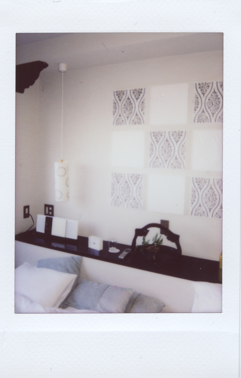 Mume  (the best hotel in the world) , made with an Instax Mini 90S