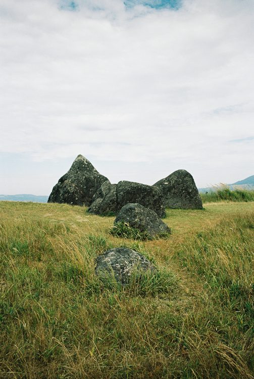 Oshito (or Oshido) stones