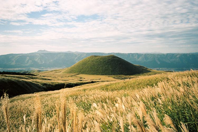 Rice bowl hill