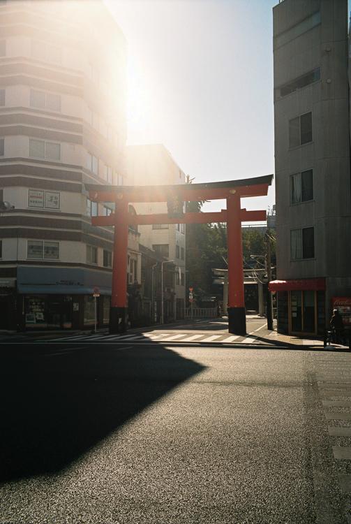 Torii, Tokyo