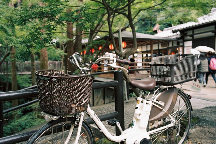 Bicycle, Kiyomizu-dera