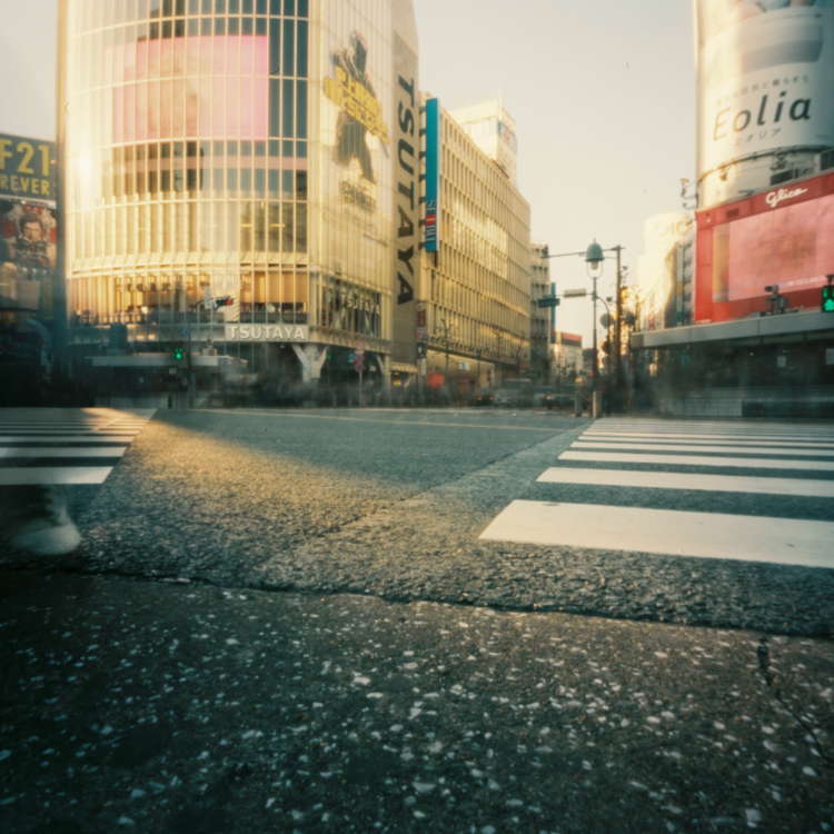 Shibuya scramble, Tokyo...I will get this right one day