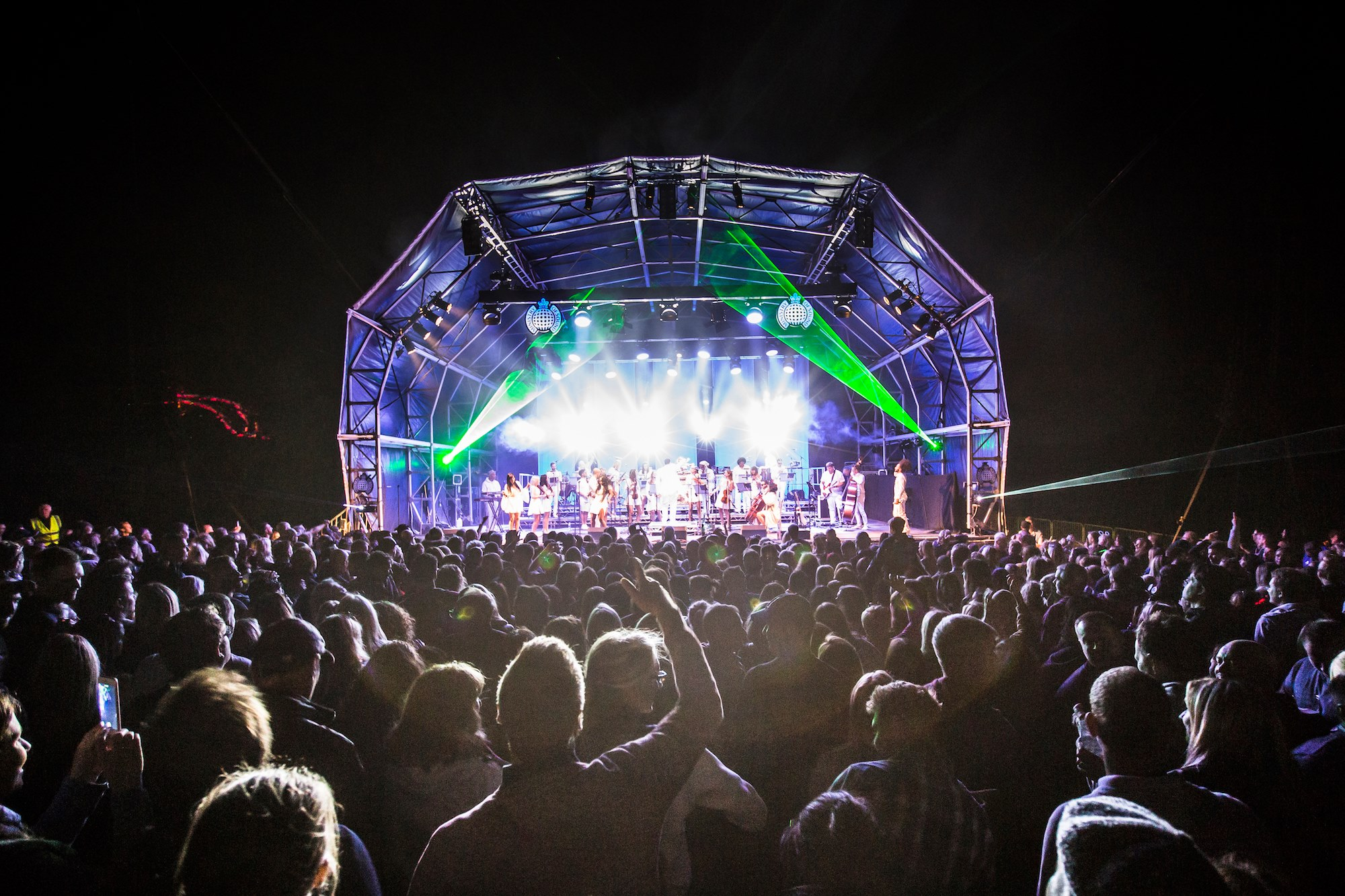 'Classic Ibiza' with the Urban Soul Orchestra