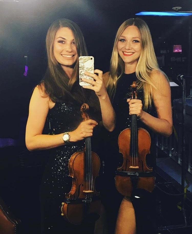 Backstage with Elektra