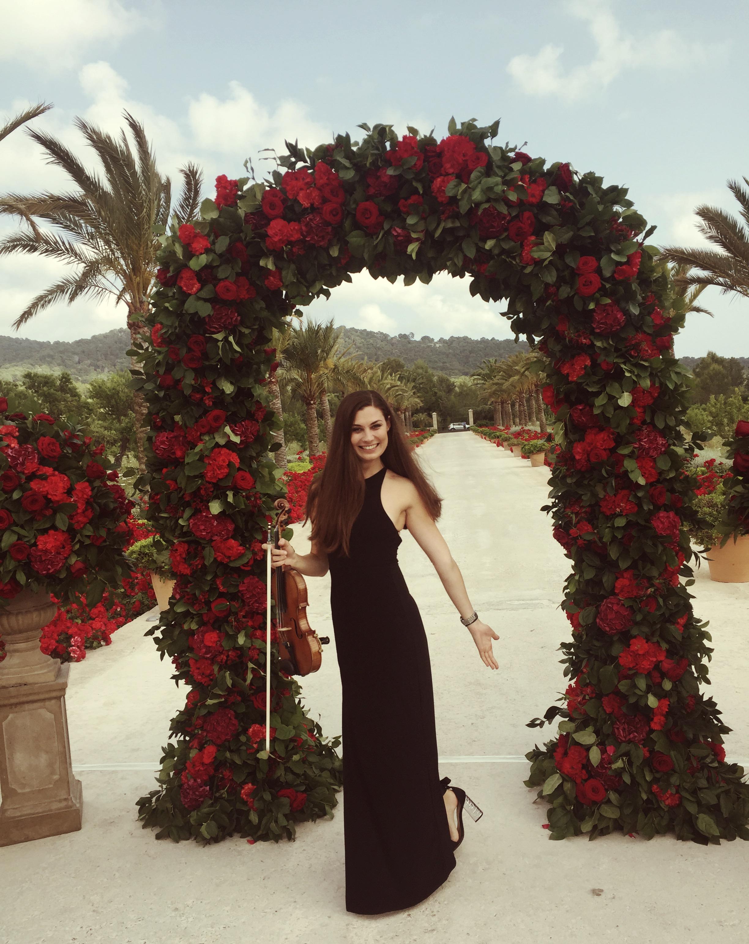 A wedding in Mallorca