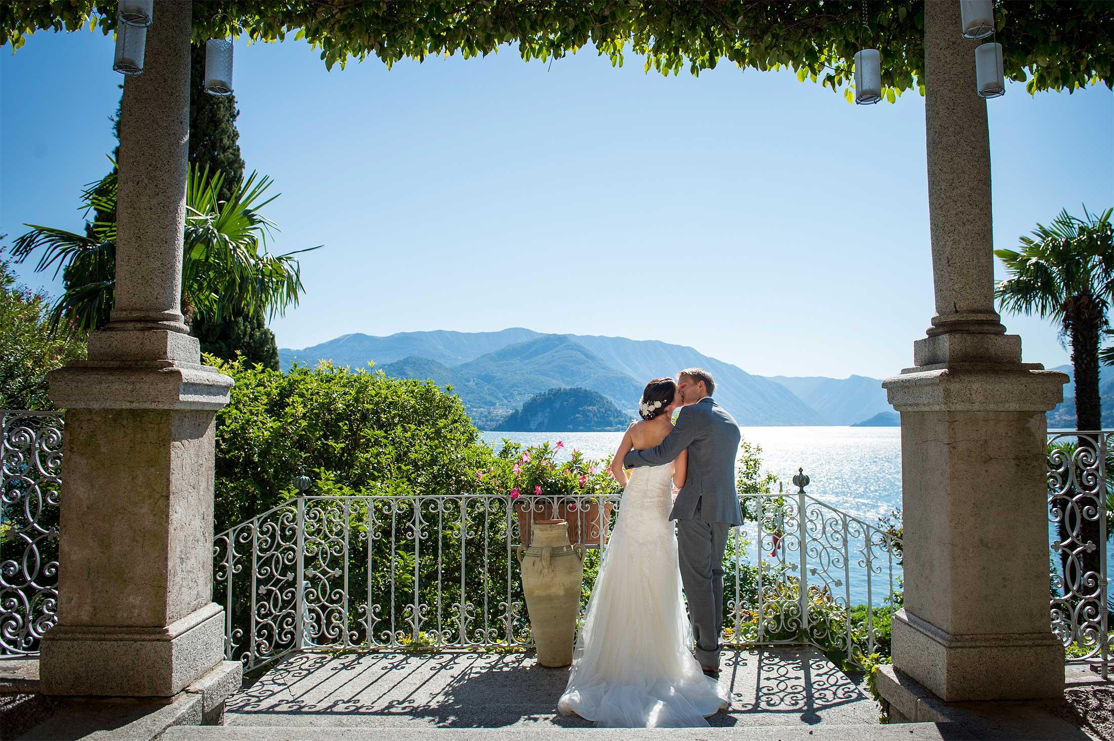 Wedding venue lake Como, Varenna, Villa Cipressi, Lake Como, Italy