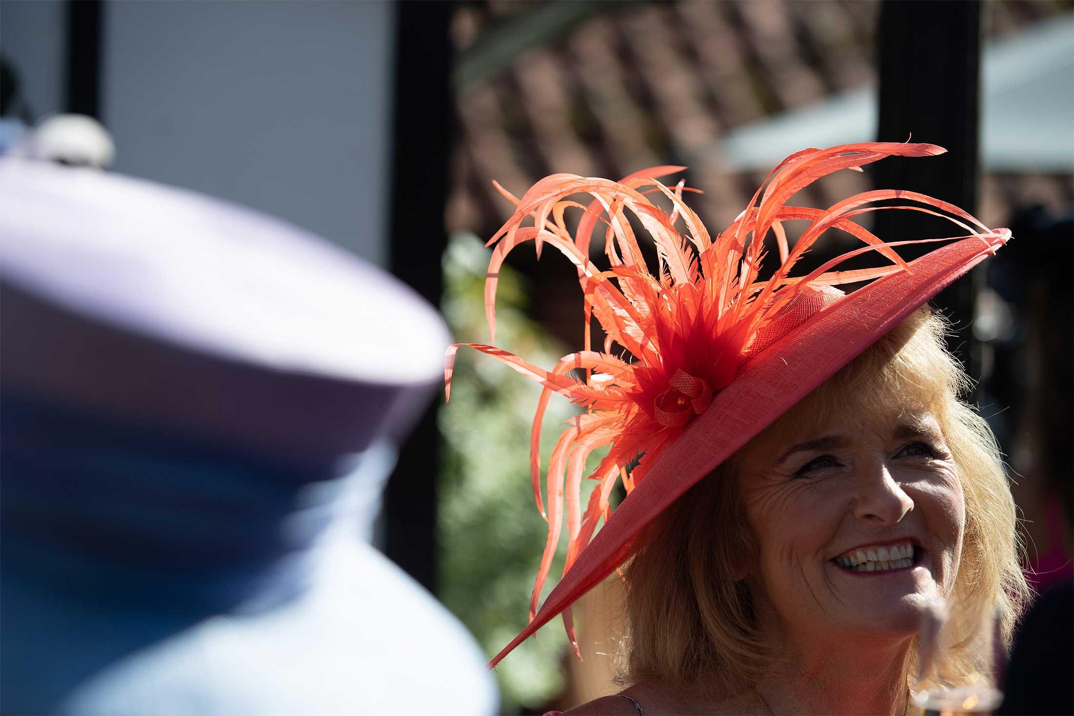 wedding hats in norfolk