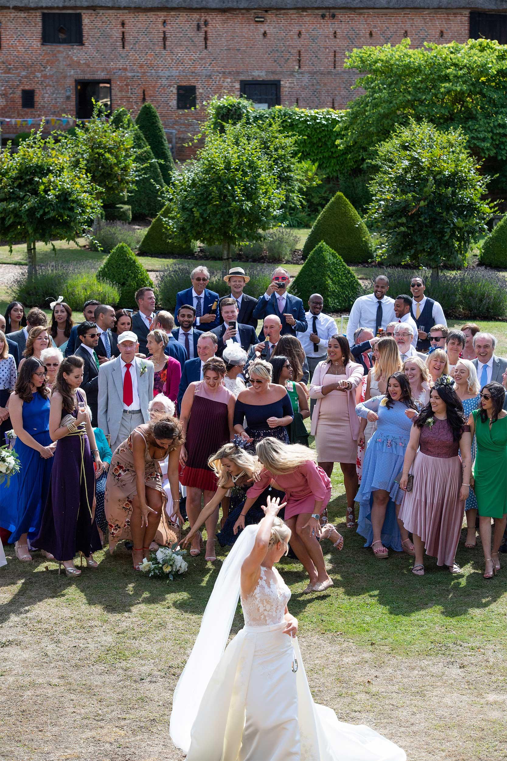 Hales Hall Wedding