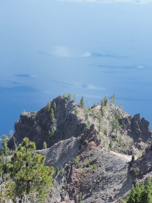 Crater Lake NP, Oregon Sept 2014