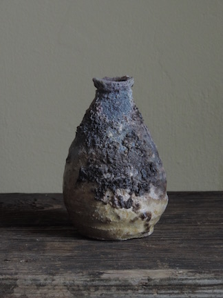 Virginia Kaolin, Anagama Fired, 2015