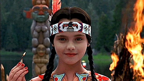 Our favorite Thanksgiving related film moment -  Addams Family Values