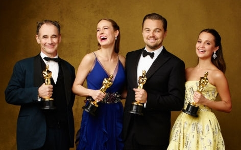 The 2015 acting winners. Who will join their ranks this year?