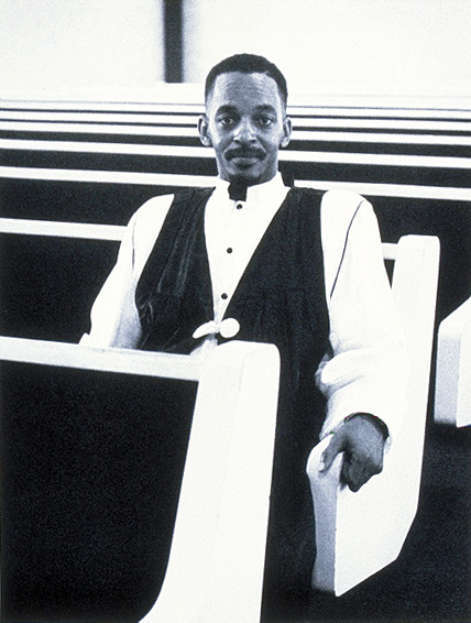 Rev. Andrew Jefferson - by Andrew Patteson