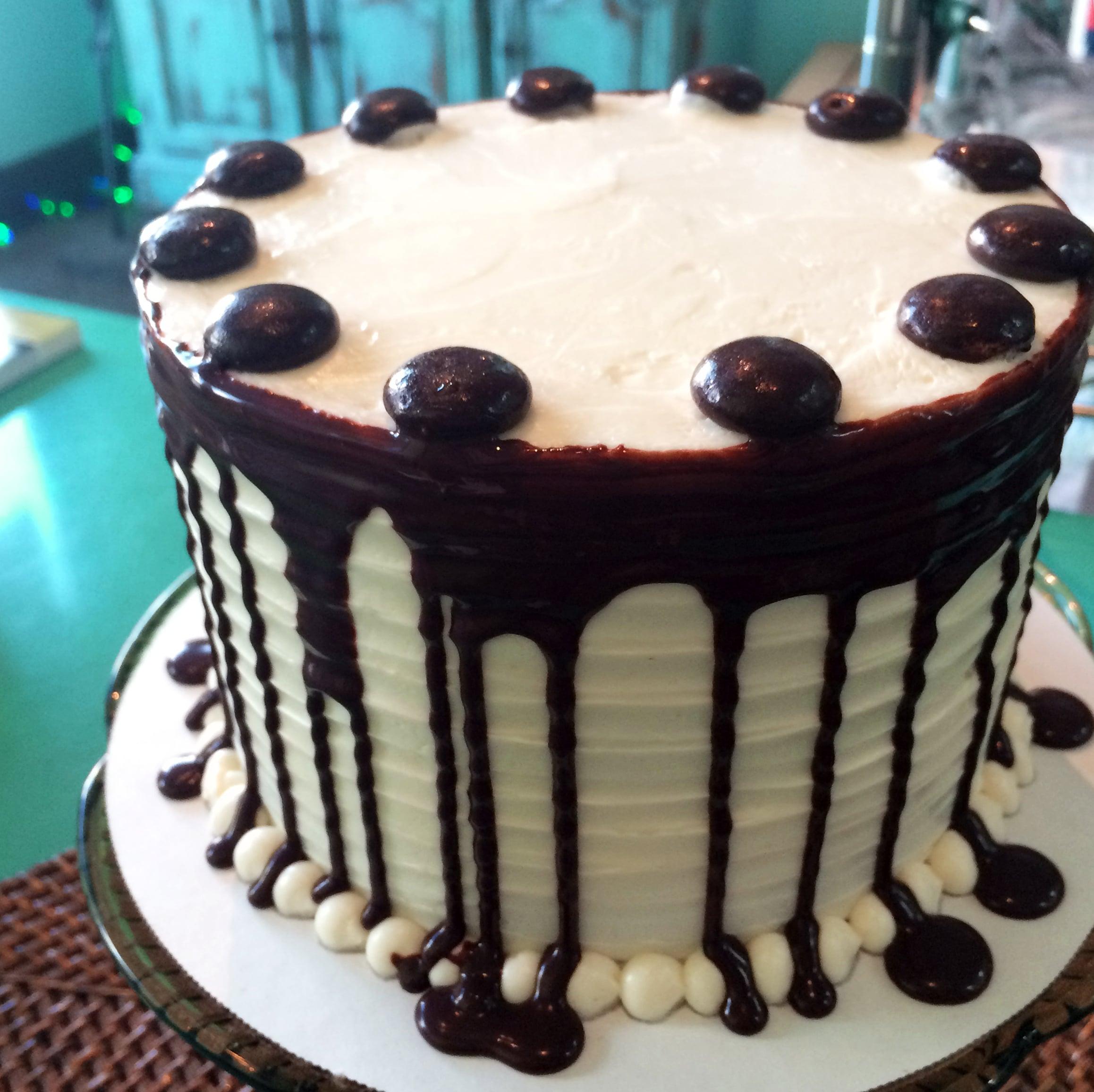 JUNIOR MINT CAKE