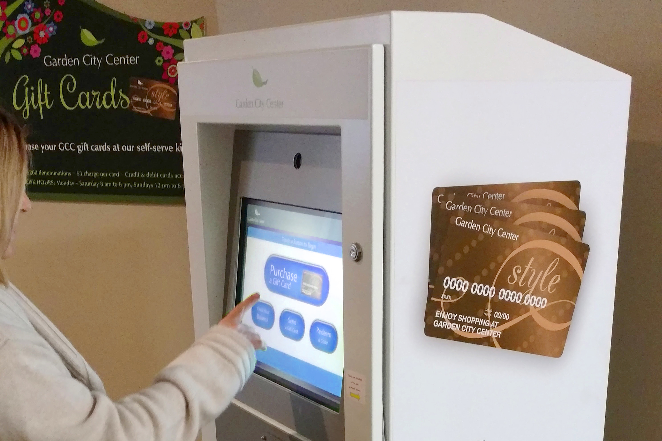 Card Dispensing Kiosks - Self-Service Networks has a broad range of solutions for card vending applications. Whether it's a gift card at a shopping mall, vending an RFID visitor badge, or a hotel room key, our proven solutions have decades of experience.  Check out our GALLERY.