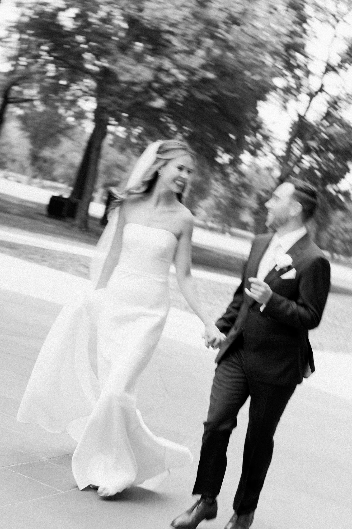 DC War Memorial Washington DC Chinoiserie Wedding Plume Photography