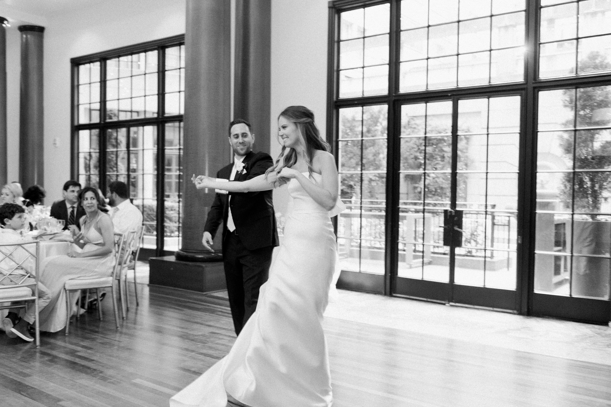FIrst Dance Washington DC Chinoiserie Wedding Plume Photography