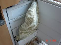 Pillow Freezer